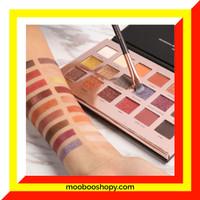 PROMO! FOCALLURE Eyeshadow Palette Twilight Matte Shimmer Glitter