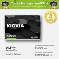 SSD KIOXIA EXCERIA 480GB SATA III 2,5Inch