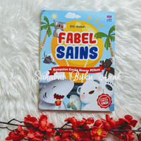 Buku Anak Fabel Sains Kumpulan Cerita Hewan Pilihan Siti Anisah BIP