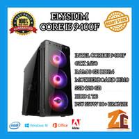 Pc Gaming/Editing Intel Core I5 9400F|GTX1650|RAM 8GB|120GB|1TB - 8 GB
