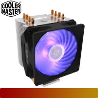 COOLER MASTER - HYPER H410R RGB | AIR CPU Cooler for Intel and AMD