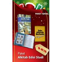ALKITAB EDISI STUDI MURAH/ KADO NATAL MURAH/ PAKET ALKITAB EDISI STUDI
