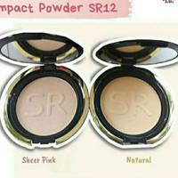 Exclusive Compact Powder SR12/ Bedak Padat/ Makeup