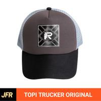 Topi Pria Original JFR Topi Trucker Pria Jaring Topi Baseball