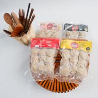 PROMO Paket Mix Cilok Djoedes All Varian Isi 4 Pack