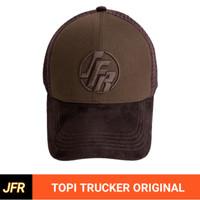 JFR Topi Pria Trucker Polocap Jaring Baseball Premium JCAP03