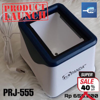 2D Omni Barcode Scanner PANDA PRJ-555 Payment Box - Scanner Dana - USB