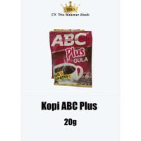 Kopi ABC Plus Gula 20g
