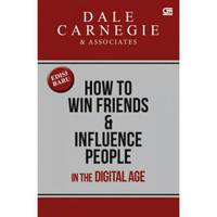 Buku How to Win Friends And Influence People Digital Age Dale Carnegie