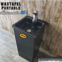 wastafel portable fiber
