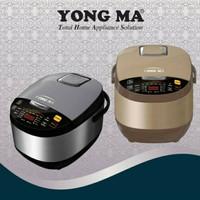 Rice cooker/magic com yong ma 2 liter digital smc -7047 eco ceramic