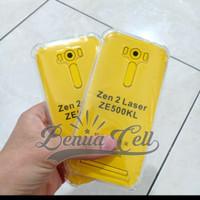 Asus Zenfone 2 Laser 5 ZE500KL Anti Crack Case Casing Silikon Soft