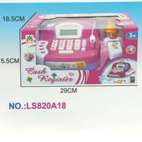 Mainan Anak Kasir kasiran Cash Register