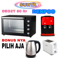 OVEN TOASTER DENPOO 2T 80 L