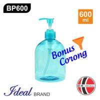 IDEAL BP600 Botol Pompa 600ml (Hand Pump Bottle)