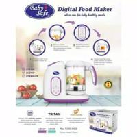BABYSAFE DIGITAL FOOD MAKER