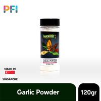 Garlic Powder Saporito 120g Pure 100% Garlic Powder Bubuk Bawang Putih