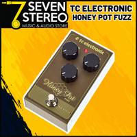 TC Electronic Honeypot Honey Pot Fuzz Effect Pedal