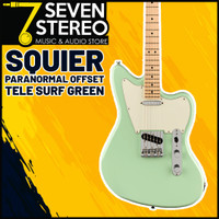 Squier Paranormal Offset Telecaster Electric Guitar - Surf Green