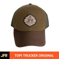 Topi Pria Original JFR Topi Baseball Distro Topi Trucker Jaring
