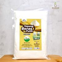 Tepung Beras Putih Organik Gluten Free 500gr - Mama Kamu