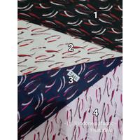 Kain Katun Jepang Tokai senko motif Ribbon