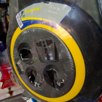 Kabel Roll Turbo 15 Meter Full LY - 117 + Saklar