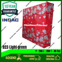 Kasur Busa Inoac EON LG D23 Jumbo Uk 200x200x30cm Garansi 10 Tahun