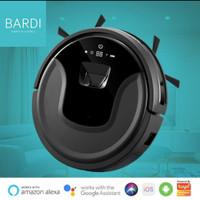 BARDI Smart Robot Vacuum Map Mopping Cleaner Pembersih Lantai Otomatis