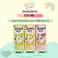 Mama Bear Soya Mix Coklat Pelancar ASI - 10packs