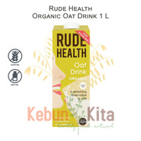 Rude Health Organic Oat Drink 1 L