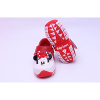 sepatu bayi anak perempuan usia 1-3 tahun / sepatu balita murah-mickey