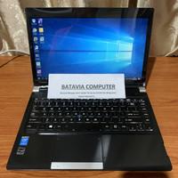 Laptop Toshiba Portege R30 Core i5 - SSD 256GB - RAM 8GB - BERGARANSI