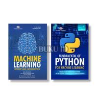 Paket Buku Fundamental Of Python + Machine Learning