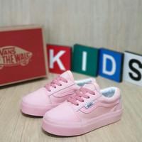 Sepatu Anak Vans Old Skool Peac