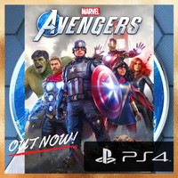 AVENGERS® on PS4™ | kaset bd game ps4 ps 4 avengers games ps4 ps 4