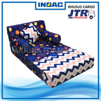 Sofa Bed Busa INOAC 200x90x15 cm Garansi 10th Ekspedisi CARGO