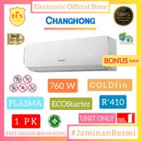AC CHANGHONG 1 PK PLASMA CSC 09CSD CSC-09CSD LOW 660 WATT FAST COOLING