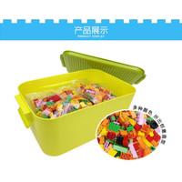 Mainan Anak Building Kit Panlos 601005 Brick Wange Designer Edukasi