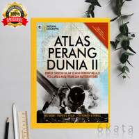 Buku National Geographic: Atlas Perang Dunia II (HC)