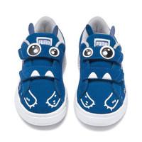 Sepatu Casual Anak PUMA Suede Monster BIRU 371098 01