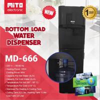 Dispenser Galon Bawah Mito Dispenser MD-666