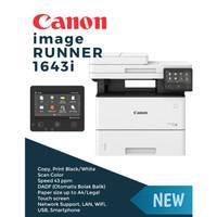Mesin Fotocopy Mini Canon iR 1643i imageRUNNER Murah Bergaransi