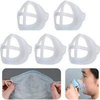 Bracket Masker / Silikon Penyangga Masker Mulut 3D Silicone