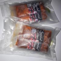 Sambal Terasi Brole Homemade (Kemasan pack Isi 10 sachet)