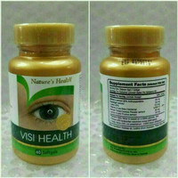 VISI HEALTH NATURES EYE CARE VITAMIN MATA Murah