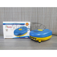 KYOTO P-9904 AQUARIUM AIR PUMP AERATOR POMPA UDARA ANGIN GELEMBUNG