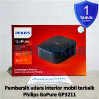Philips GoPure GP3211 Car Air Purifier Pembersih Udara Interior Mobil