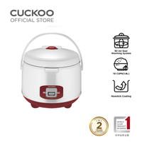 Cuckoo Rice Cooker CR-1055RD