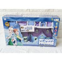 Mainan Rumah Rumahan Happy Home Frozen BP 9665